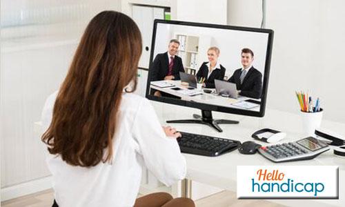 10 ans d'Hello handicap : 200 entreprises recrutent en mai