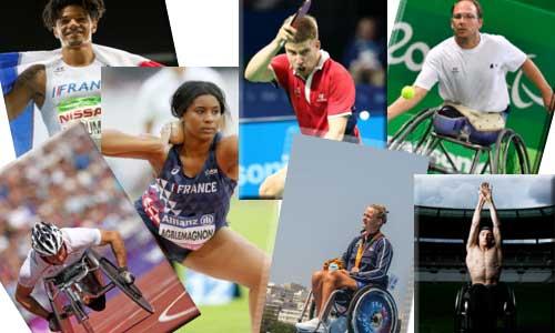 138 athlètes paralympiques en route pour Tokyo 2020!