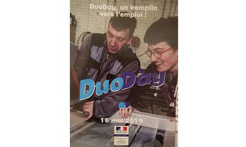 2ème DuoDay le 16 mai 2019 : une embauche à la clé ?
