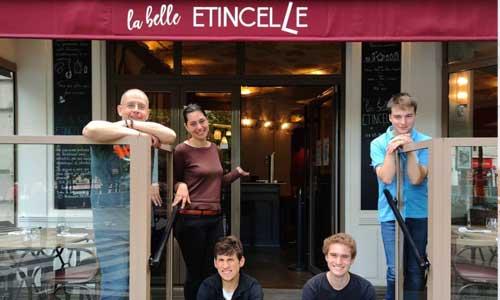 A Paris, le restau La Belle étincelle mise sur la diversité