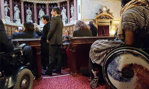 AAH et revenus du conjoint : le Sénat lutte à son tour
