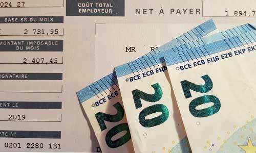 AAH : faut-il déclarer le salaire net à payer ou imposable?