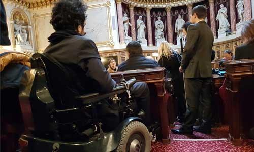 AAH individualisée : les sénateurs votent pour!
