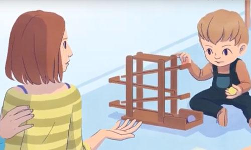 Autisme : le webdocu pour détecter les 1ers signes