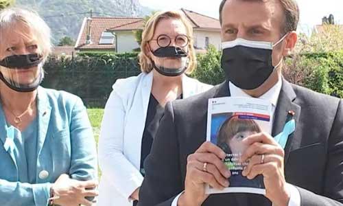 """Autisme : Macron veut que la France """"rattrape son retard"""""""