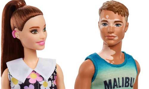 Barbie handicapée : la marque mise sur la diversité