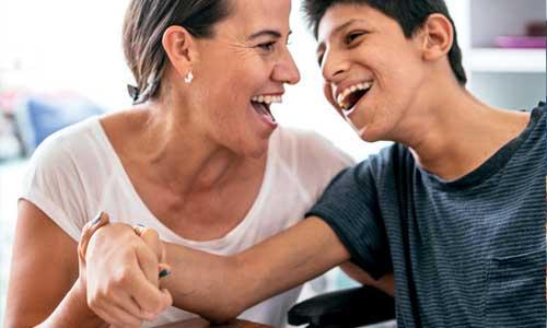 CAA: ces outils qui permettent aux non-verbaux de s'exprimer