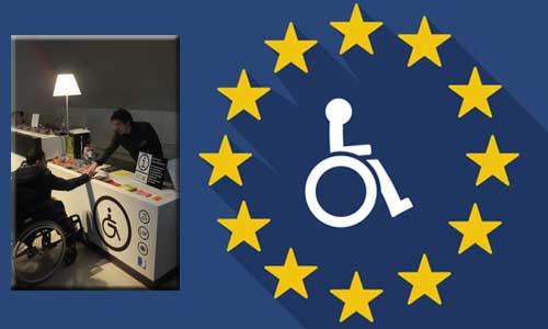 Une carte européenne du handicap dès 2023?