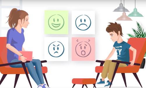 Communiquer avec un enfant autiste ? Une vidéo interactive