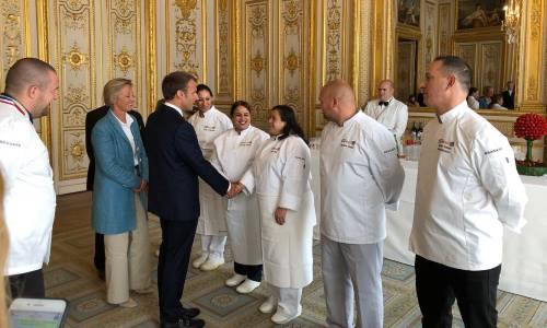 Concours Assiette Gourm'hand : ils cuisineront à l'Elysée