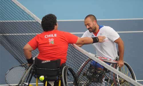 Coronavirus : 300 000 dollars d'aide au tennis fauteuil