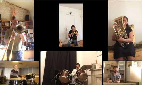 """Coup de cœur : la vidéo """"feel good"""" de musiciens aveugles"""