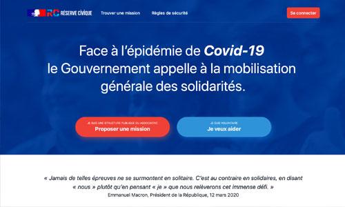 Covid-19 : appel aux volontaires pour les plus démunis