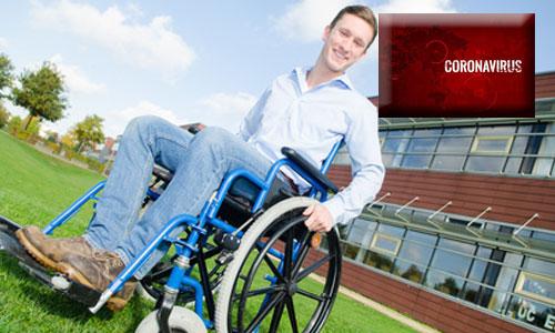 Covid-19 : étudiant en situation de handicap, que faire?
