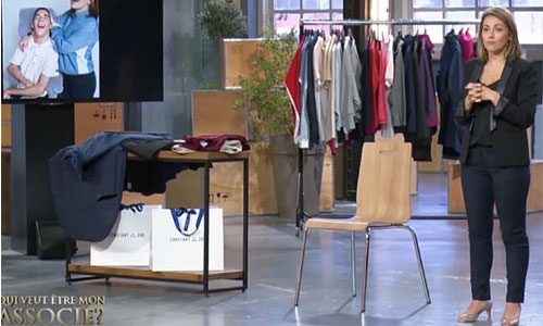 Dans l'émission de M6, Sarah réconcilie business et handicap