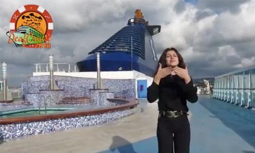 Deaf cruise : une croisière insolite réservée aux sourds