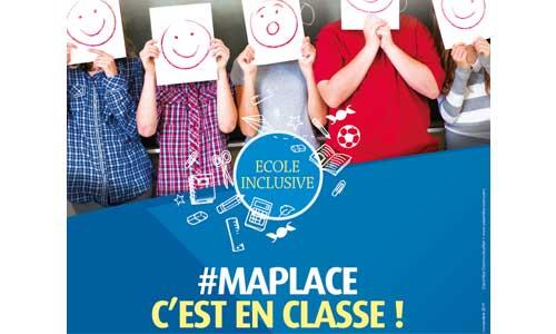 Déficience mentale à l'école : 50 % des Français contre!
