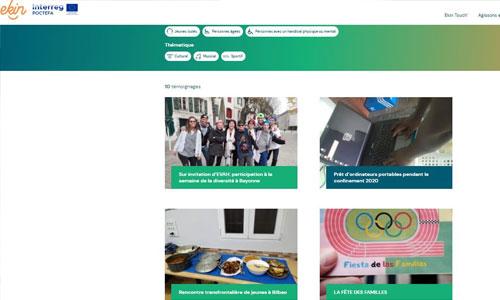 Ekin : la plateforme européenne qui crée du lien social
