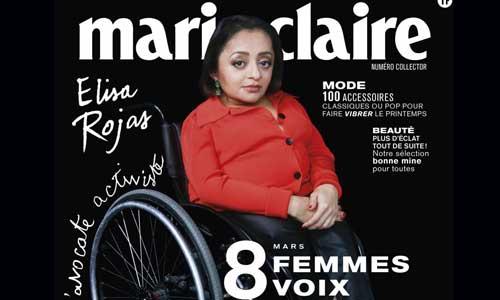 Elisa Rojas, avocate : au nom des femmes handicapées!