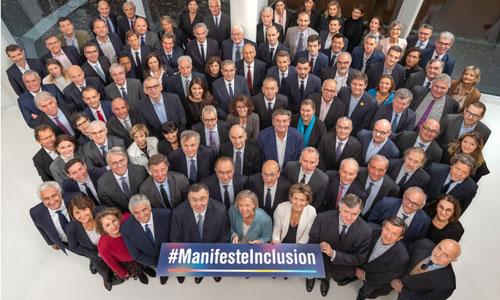 Emploi et handicap : 100 grands patrons français s'engagent