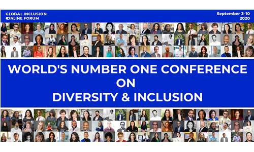 Emploi : le 1er forum mondial en ligne sur l'inclusion