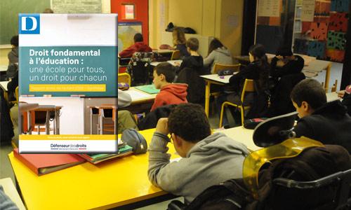 Enfants handicapés à l'école : des droits bafoués !