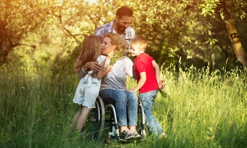 Etre parent et handicapé : un défi compliqué !