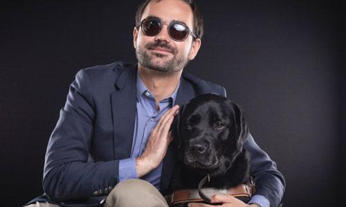 Expérience à Paris: se glisser dans la peau d'un chien guide