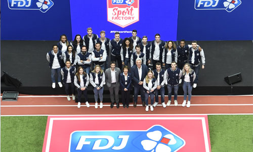 FDJ Sport Factory : ces athlètes handi qui valent de l'or!