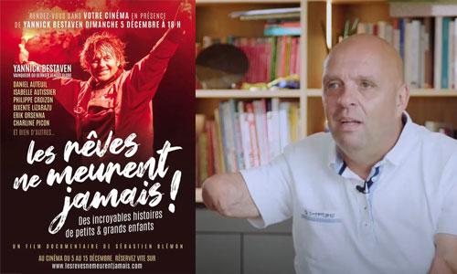 """Film """"Les rêves ne meurent jamais"""", P. Croizon au casting"""