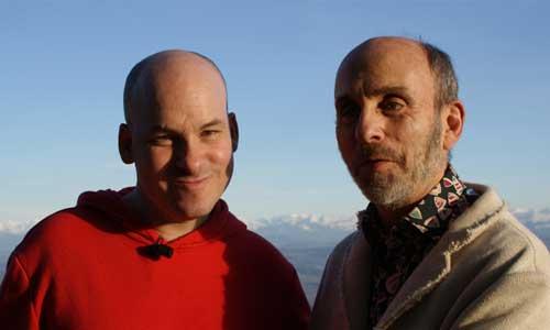 Film Post scriptum : Jollien et Brouillaud en toute sagesse