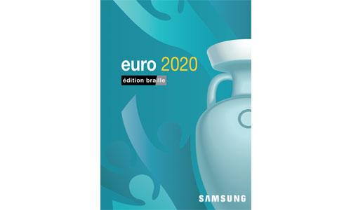 Football : un guide en braille pour un Euro plus inclusif