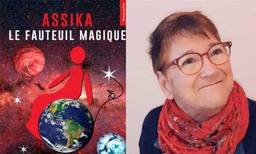 Françoise, 67 ans, IMC : son livre poilant sur le handicap