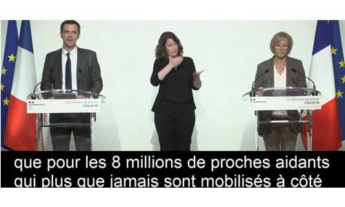 Le gouvernement promet une communication plus accessible