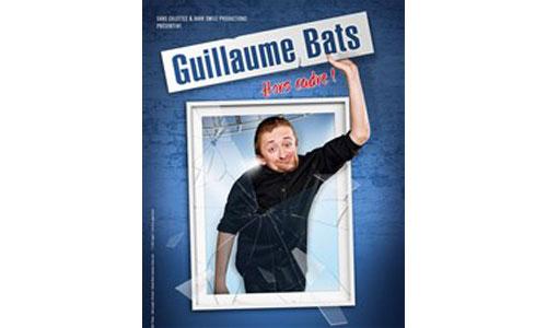 Guillaume Bats : un-one-man show décapant