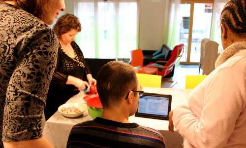 """Habitat partagé : un nouveau """"chez-soi"""" pour le handicap"""