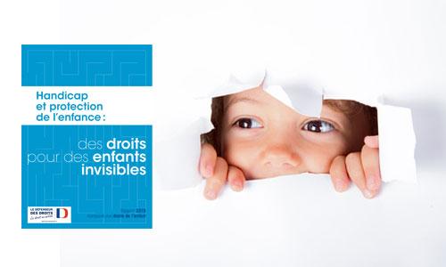 Handicap : la double vulnérabilité des enfants invisibles