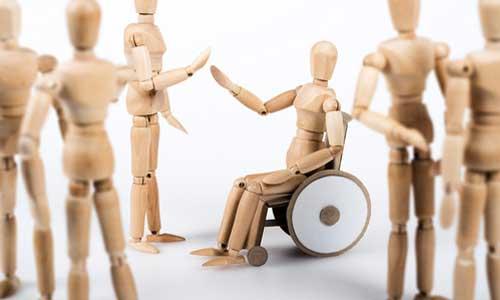 Handicap : la loi travail dit oui à l'emploi accompagné
