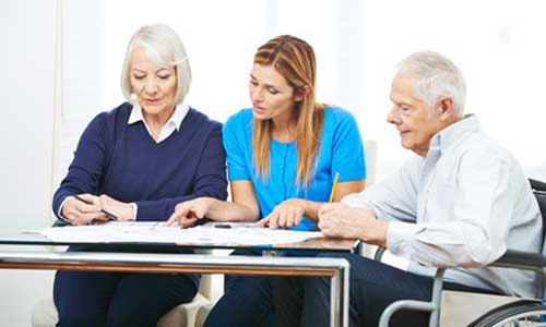 Handicap : un départ plus tardif à la retraite