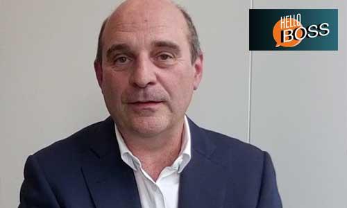 Hello boss : Christophe Martinoli, DXC Technology