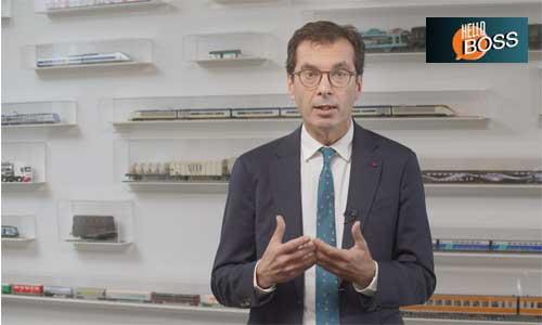 Hello boss : Jean-Pierre Farandou, SNCF