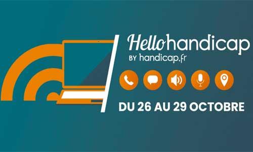 Hello Handicap: 20000 postes à pourvoir du 26 au 29 octobre