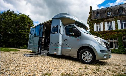Hoddicé, un véhicule PMR atypique pour des vacances uniques