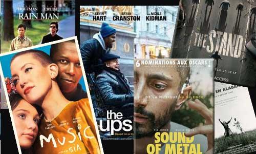 "Hollywood : 95 % des rôles ""handicap"" tenus par des valides"