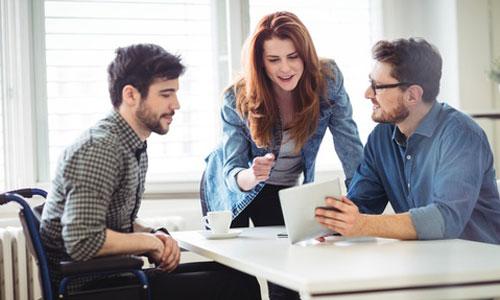 Les employés handicapés satisfaits de leur intégration ?