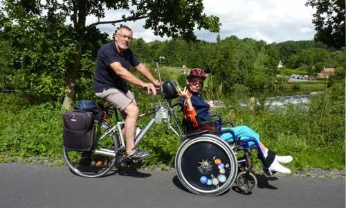 Une aide de 1 200 € pour un vélo adapté en Ile-de-France