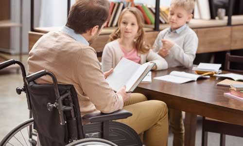 PCH parent handicapé : jusqu'à 900 euros par mois...