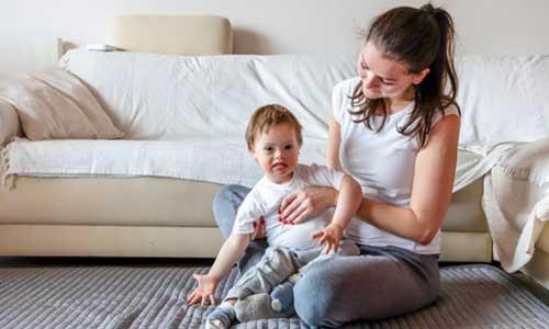 Enfant handicapé à domicile : droit au chômage partiel?