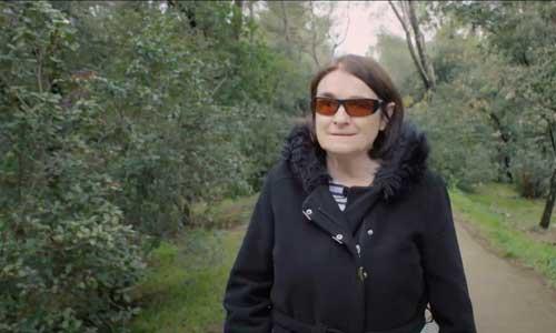 Anne Renoud nommée présidente de la Fédération des aveugles