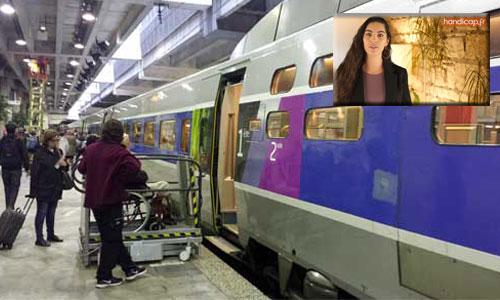 Vidéo : une réduc TGV en 1ère pour 3 accompagnateurs